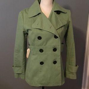 Jackets & Blazers - Peacoat green jacket | SM